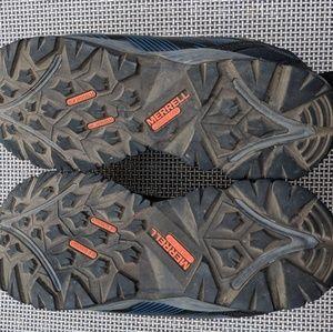 Merrell Shoes - Merrell Fullbench Superlite Composite Toe Shoe